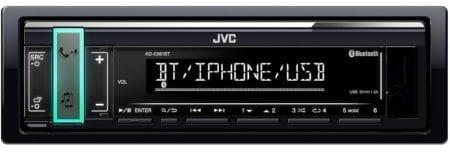 Ράδιο CD MP3 BLUETOOTH JVC KD-X361BT.