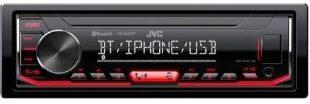 Ράδιο CD MP3 BLUETOOTH JVC KD-X362BT