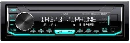 Ράδιο CD MP3 BLUETOOTH JVC KD-X451DBT
