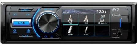 Ράδιο CD MP3 BLUETOOTH JVC KD-X560BT.