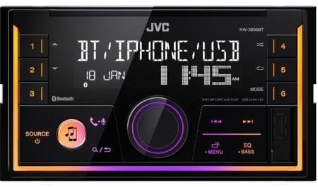 Ράδιο CD MP3 BLUETOOTH JVC KW-X830BT.