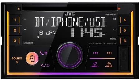 Ράδιο CD MP3 BLUETOOTH  JVC KD-R930BT