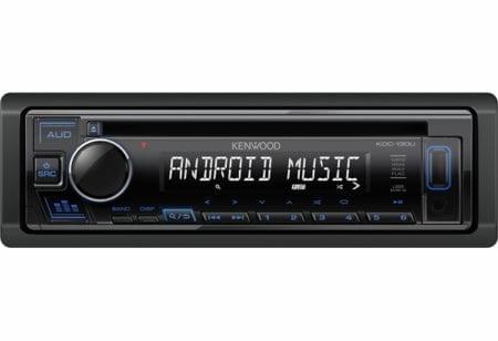 Ράδιο/CD/USB Kenwood KDC-130UB