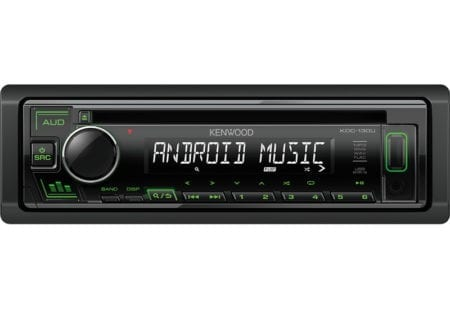 Ράδιο/CD/USB Kenwood KDC-130UR.