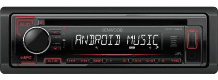 Ράδιο/CD/USB/ Kenwood KDC-153R