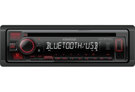 Ράδιο/CD/USB/BLUETOOTH Kenwood KDC-BT440