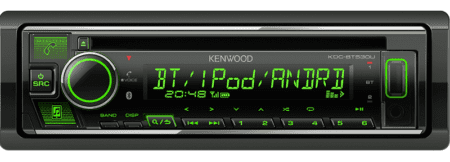Ράδιο/CD/USB/BLUETOOTH Kenwood KDC-BT530U