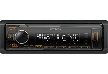 Ράδιο/CD/USB/BLUETOOTH Kenwood KMM 105GY.