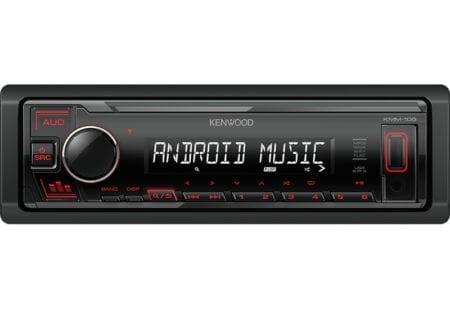 Ράδιο/CD/USB/BLUETOOTH Kenwood KMM 105RY.