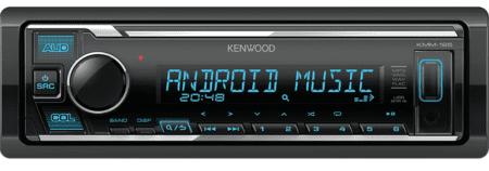 Ράδιο/CD/USB/BLUETOOTH Kenwood KMM 125