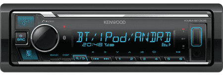 Ράδιο/CD/USB/BLUETOOTH Kenwood KMM BT305