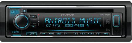 Ράδιο/CD/USB/ Kenwood KDC-172Y