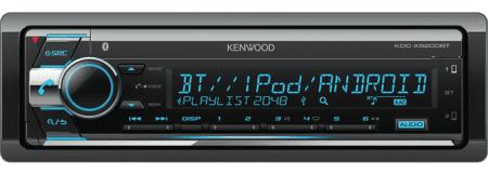 Ράδιο/CD/USB/BLUETOOTH Kenwood KDC-X5200BT