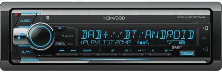 Ράδιο/CD/USB/BLUETOOTH Kenwood KDC-X7200DAB.