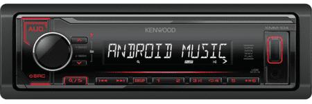 Ράδιο/USB/BLUETOOTH Kenwood KMM-104RY