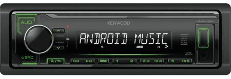 Ράδιο/USB/BLUETOOTH Kenwood KMM-104GY
