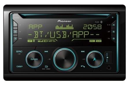 Ράδιο/CD/USB/BLUETOOTH Pioneer FH-S720BT