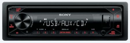 Ράδιο/CD/USB/MP3 Sony CDX-G1301U