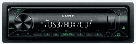 Ράδιο/CD/USB/MP3 Sony CDX-G1302U