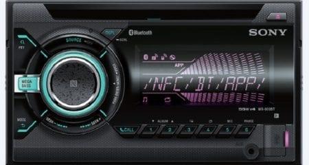 Ράδιο/CD/USB/BLUETOOTH Sony WX-900BT