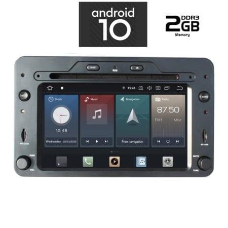 OΘΟΝΗ Multimedia OEM AN X459_GPS ALFA ROMEO 159 BRERA  2004-2012