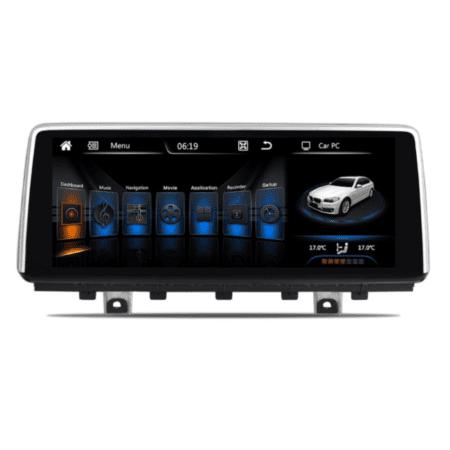 OΘΟΝΗ Multimedia OEM AN4597 GPS (10.25inc)BMW / X5 (F15)2014-2017