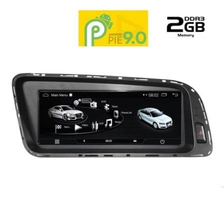 OΘΟΝΗ Multimedia OEM AN9209_GPS (8.8inc) AUDI Q5  mod. 2008-2018