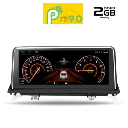 OΘΟΝΗ Multimedia OEM AN9594_GPS (10.25inc)BMW / X5 (E70)2006-2013