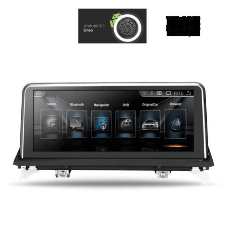 OΘΟΝΗ Multimedia OEM AN8596_GPS (10.25inc)BMW X5 - X6 2009-2013