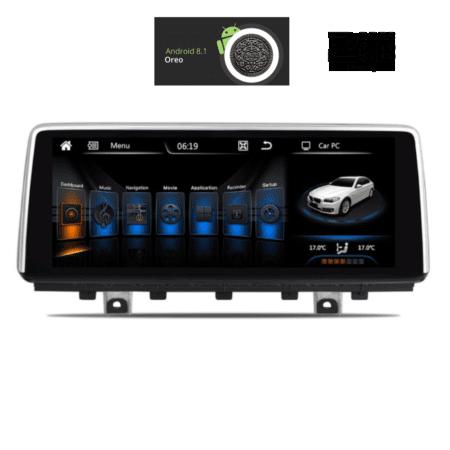 OΘΟΝΗ Multimedia OEM AN8597_GPS (10.25inc)BMW / X5(F15) 2014-2017