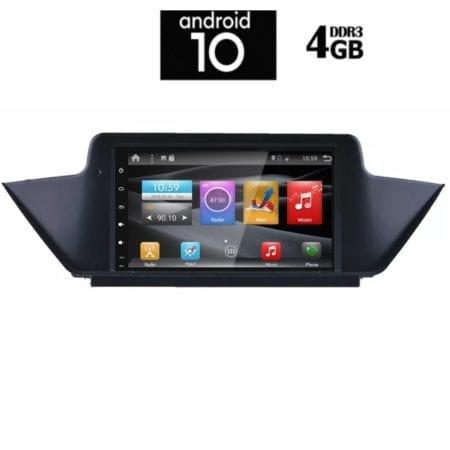OΘΟΝΗ Multimedia OEM AN X1316_GPS (10inc)BMW / X1 (E84)2009-2015