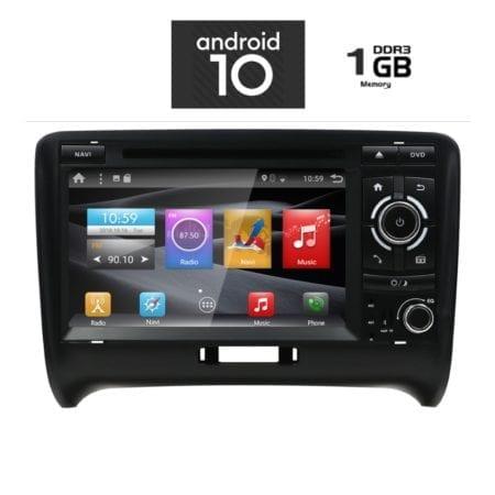 OΘΟΝΗ Multimedia OEM AN X178_GPS AUDI ΤΤ mod. 2007-2015