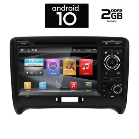 OΘΟΝΗ Multimedia OEM AN X278_GPS AUDI ΤΤ mod. 2007-2015
