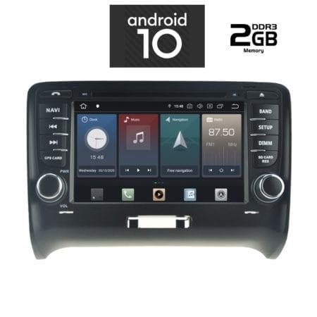 OΘΟΝΗ Multimedia OEM AN X478_GPS AUDI ΤΤ mod. 2007-2015