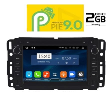 OΘΟΝΗ Multimedia OEM AN9021_GPS GMC / YUKON mod. 2007-2014