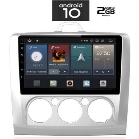 OΘΟΝΗ Multimedia OEM AN X1050_GPS (9inc) FORD FOCUS 2008-2011
