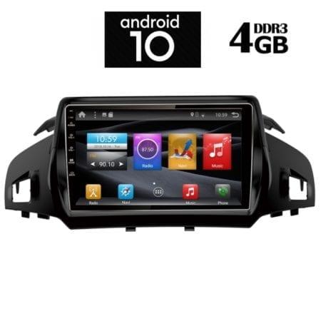 OΘΟΝΗ Multimedia OEM AN X1364_GPS (9inc)FORD / KUGA mod. 2013>
