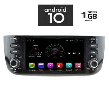 OΘΟΝΗ Multimedia OEM AN X164M_GPS FIAT PUNTO EVO GRANDE PUNTO