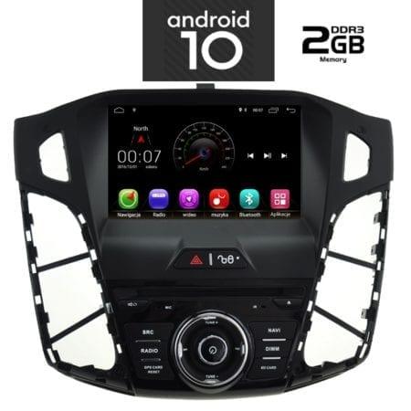 OΘΟΝΗ Multimedia OEM AN X357M_GPS FORD FOCUS 2011-2015