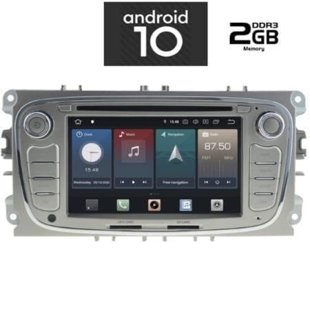 OΘΟΝΗ Multimedia OEM AN  X403_GPS FORD FOCUS 2008-2011