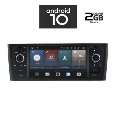 OΘΟΝΗ Multimedia OEM AN X463_GPS  FIAT / GRANDE PUNTO 2005-2012