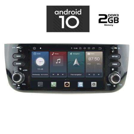 OΘΟΝΗ Multimedia OEM AN X464_GPS FIAT PUNTO EVO GRANDE PUNTO 2012