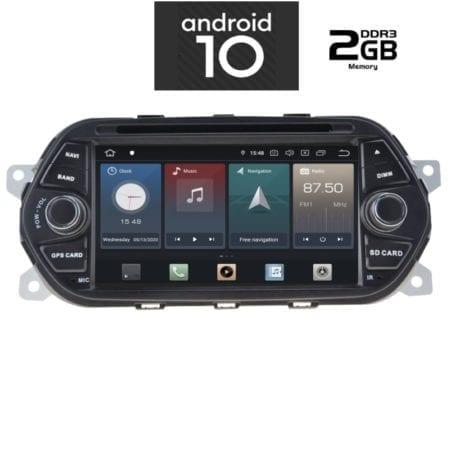 OΘΟΝΗ Multimedia OEM AN X551_GPS FIAT TIPO mod.2015>