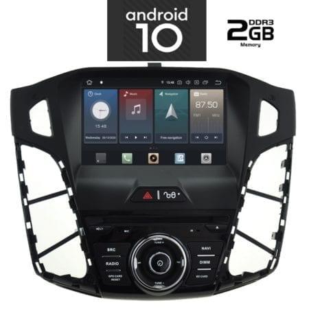 OΘΟΝΗ Multimedia OEM AN X557M_GPS FORD FOCUS 2011-2015
