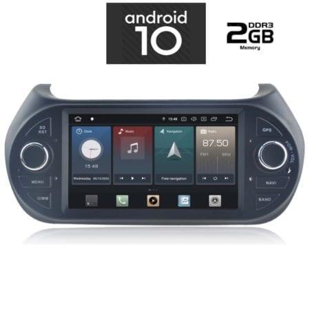 OΘΟΝΗ Multimedia OEM AN X595_GPS CITROEN – FIAT – PEUGEOT 2008>