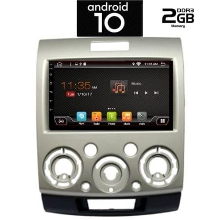 OΘΟΝΗ Multimedia OEM AN X1360_GPS (9inc) FORD RANGE MAZDA BT 50