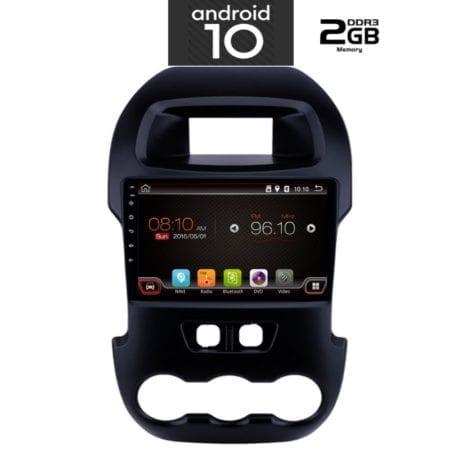 OΘΟΝΗ Multimedia OEM AN X6361_GPS (9inc) FORD RANGER 2011-2015