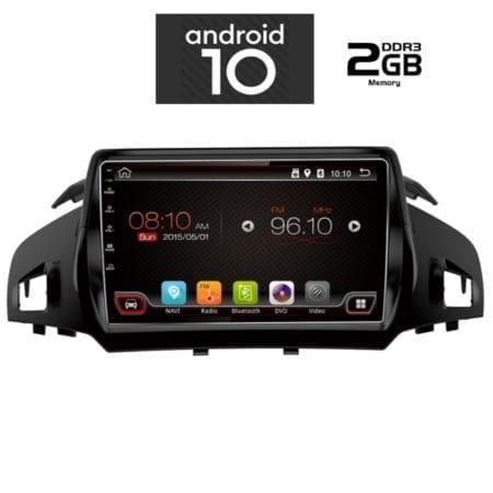 OΘΟΝΗ Multimedia OEM AN 6364_GPS FORD / TRANSIT mod. 2007-2013