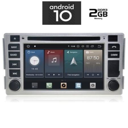 OΘΟΝΗ Multimedia OEM AN X409 GPS HUYNDAI SANTA FE 2006-2013