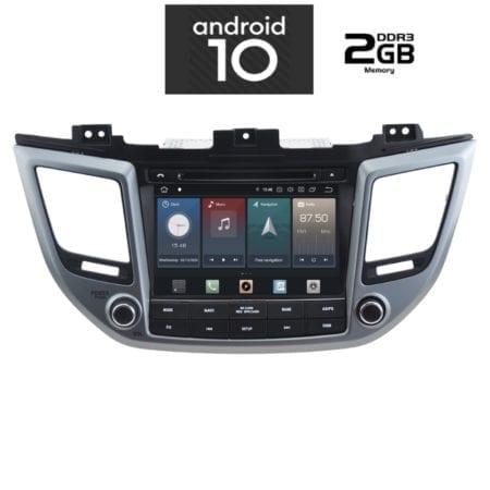 OΘΟΝΗ Multimedia OEM AN X454 GPS HUYNDAI TUSCON 2015-2019